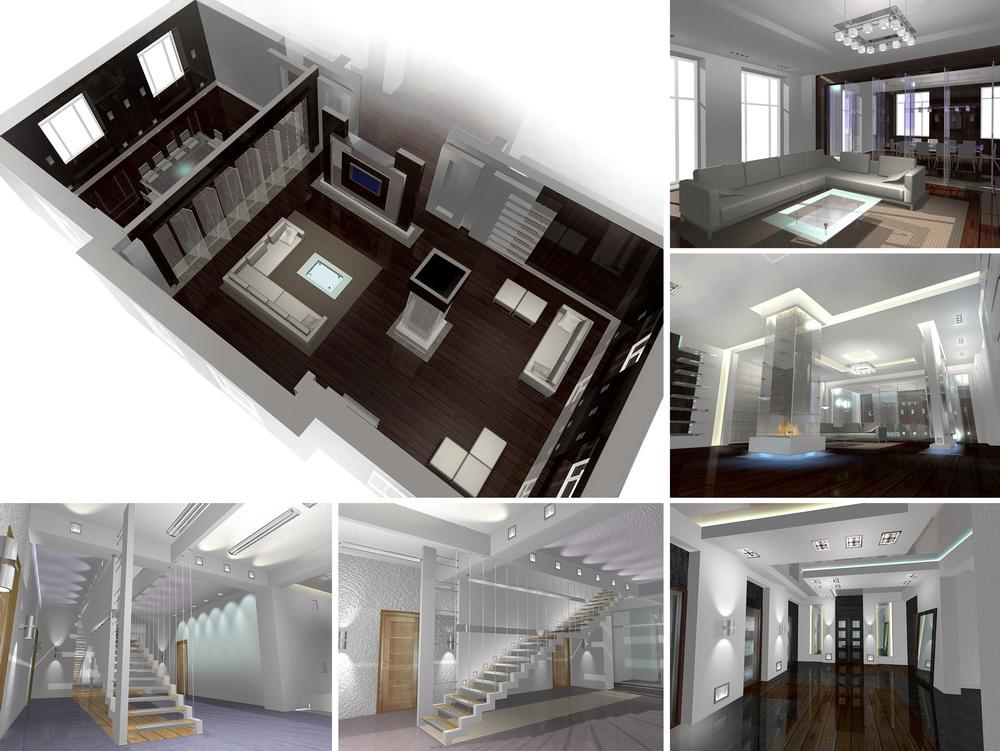 Двухкомнатные квартиры дизайн интерьера фото