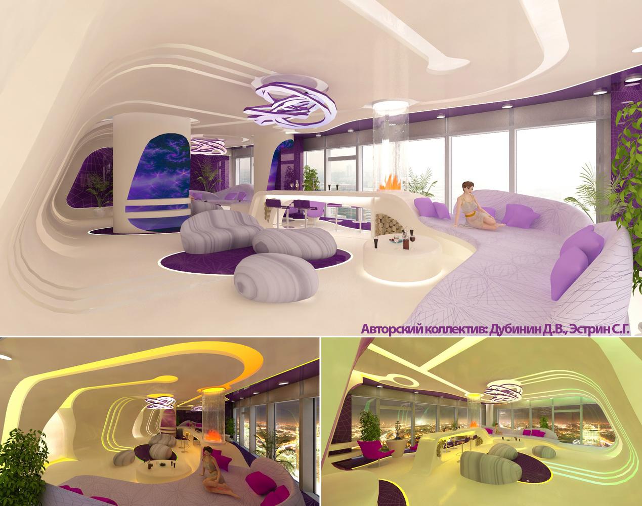 Проект дизайна интерьера квартиры