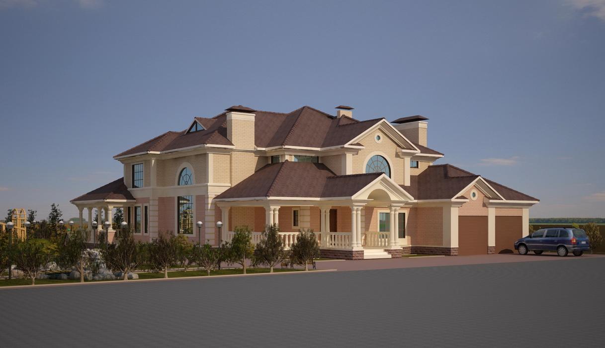 Дизайн проекты современных домов