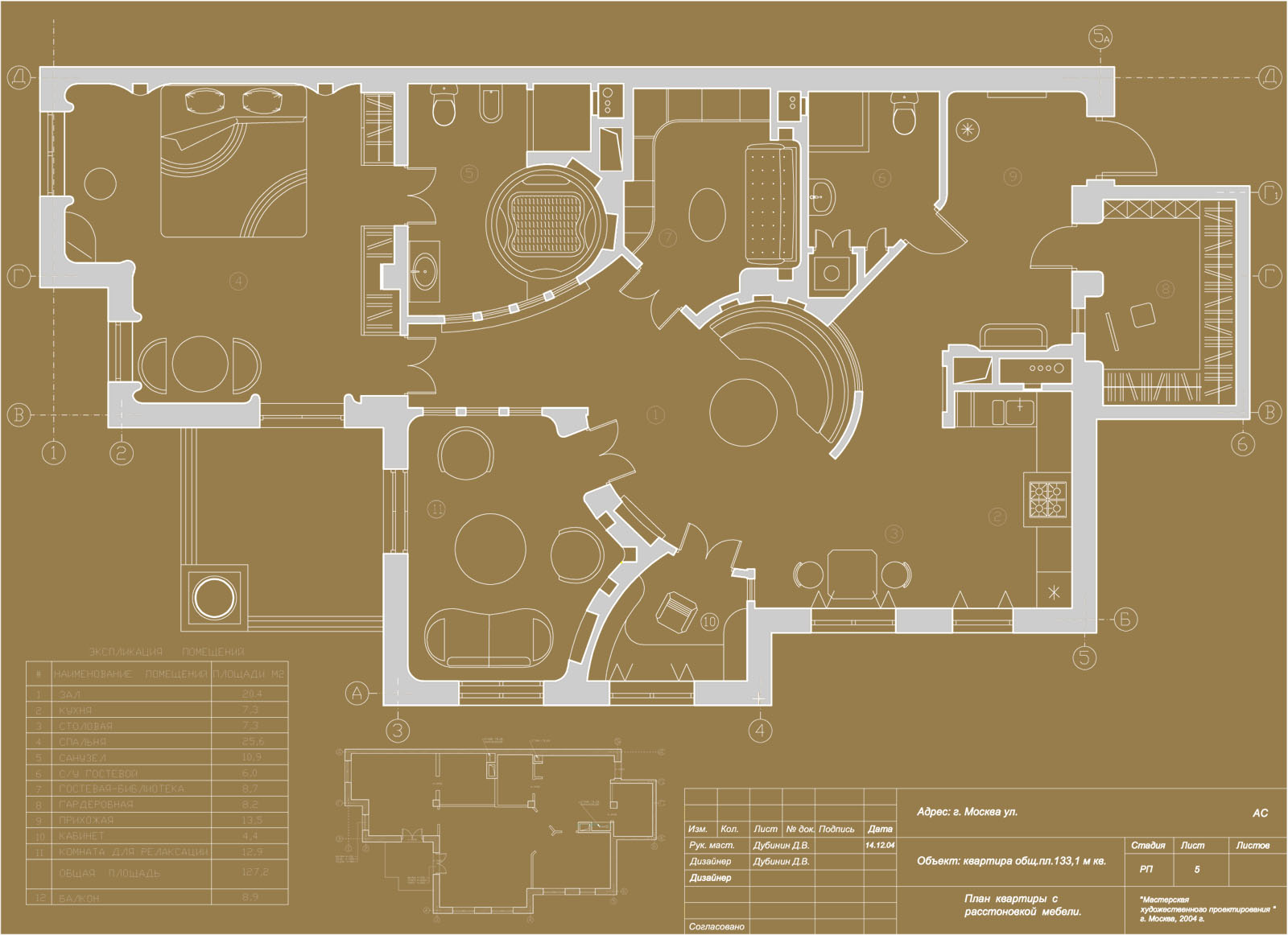 Дизайн комнат загородных домов